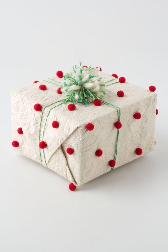 ponpon paquet