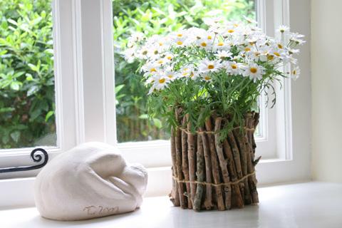 pot vase nature