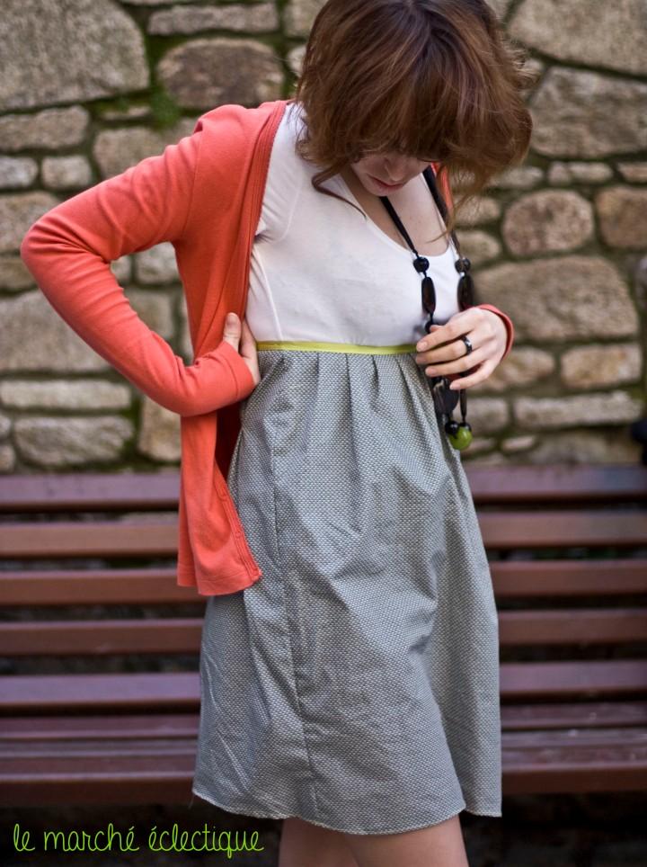 DIY : la robe (trop)facile