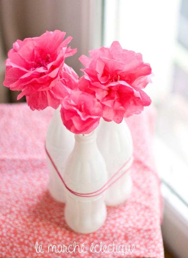 vase romantico rétro