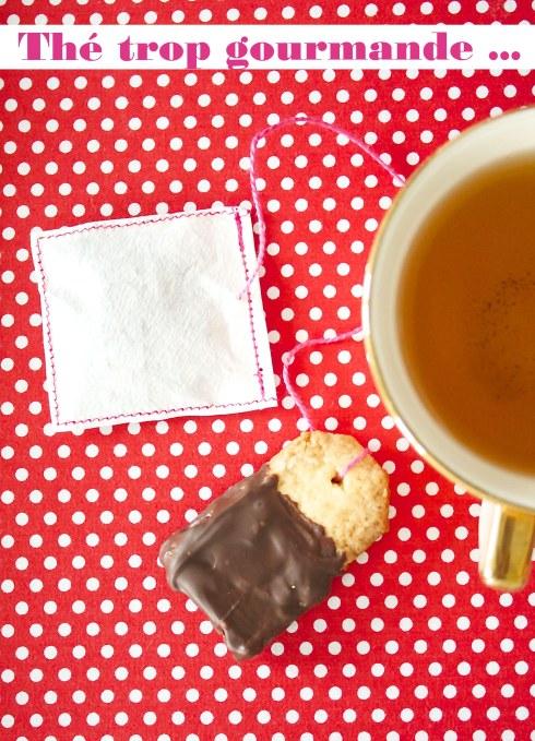 thé trop gourmande