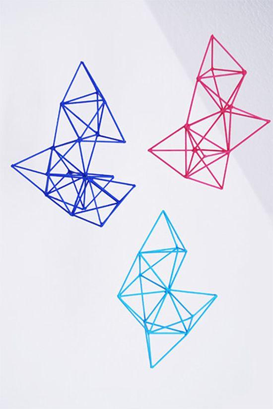 mobile geometrique