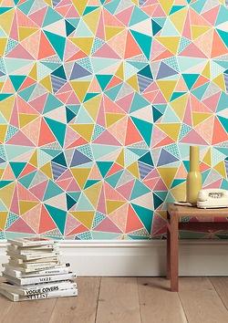 mur geometrique