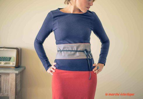 DIY ceinture OBI 2