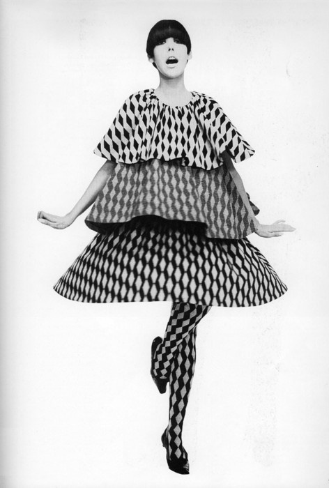 jaime geometric dress
