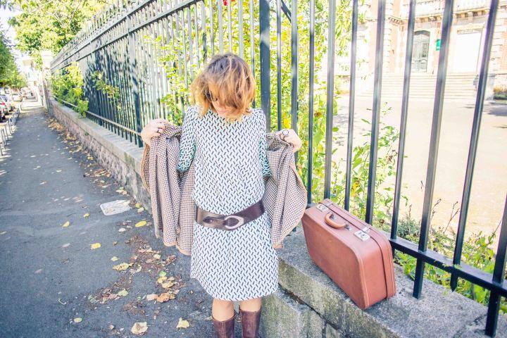 DIY : la cape inspiration IsabelMarant